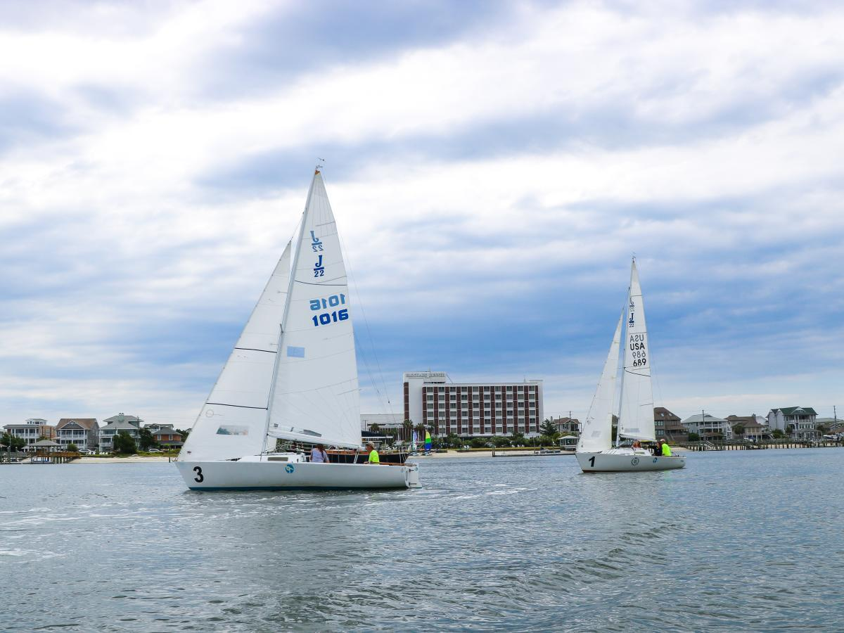 4x3 Blockade Runner Sailing Adventures