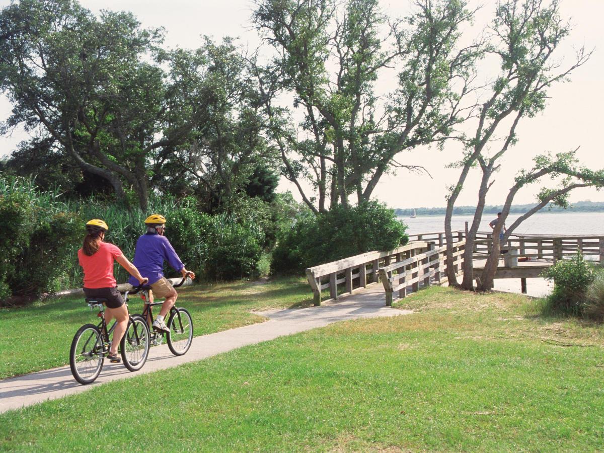 4x3 Biking CB State Park