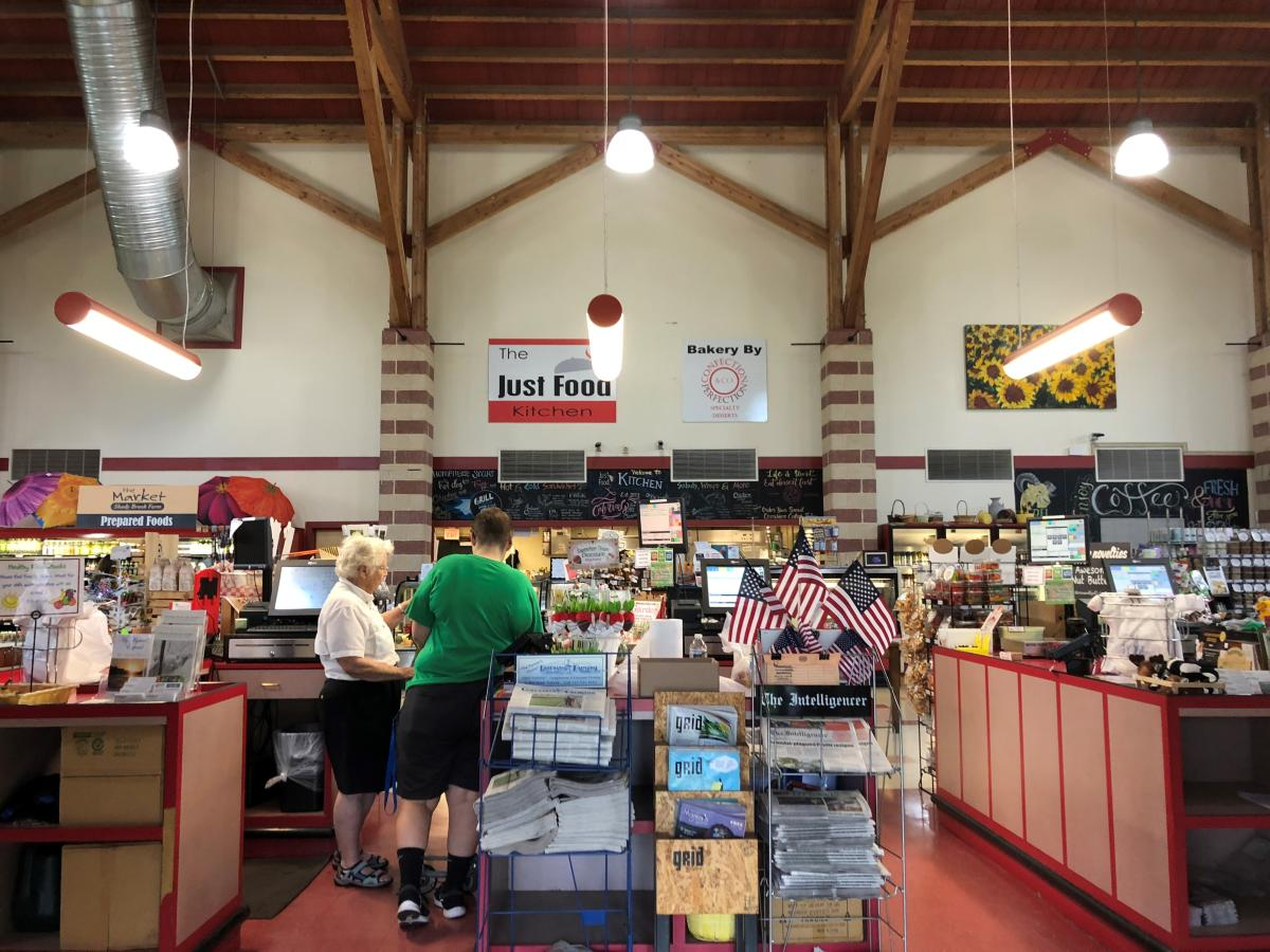 Market at DelVal
