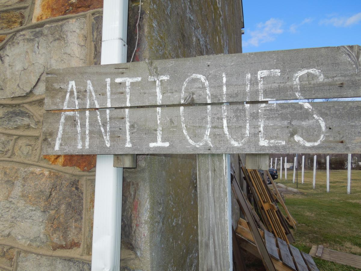 Fab Finds Antiques