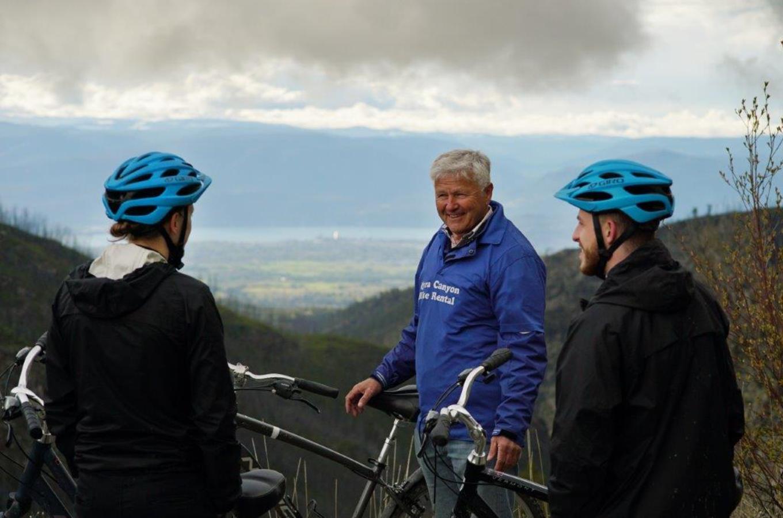 Myra Canyon Bicycle Rental & Tours Image 1