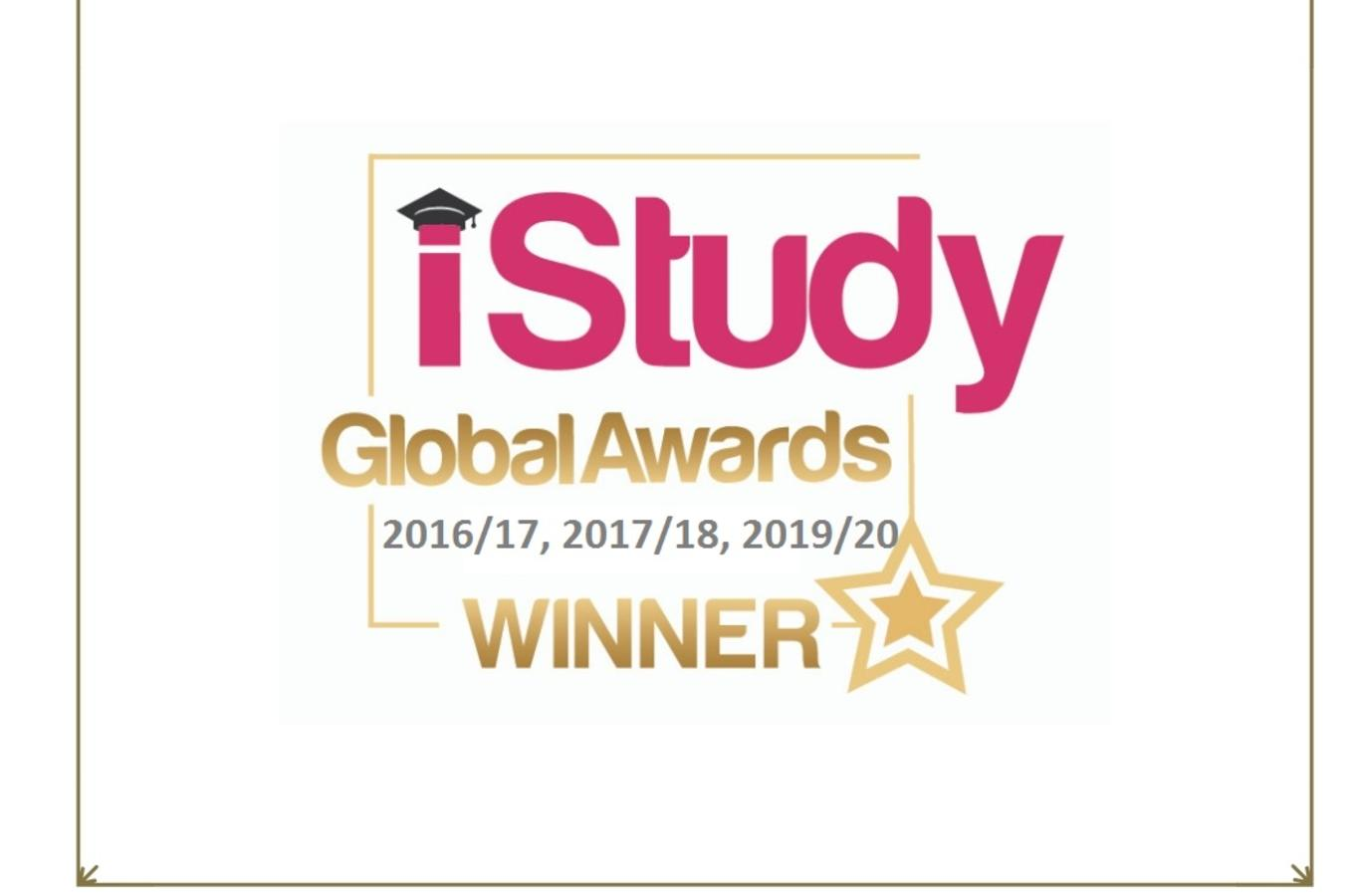 iStudy Award winner