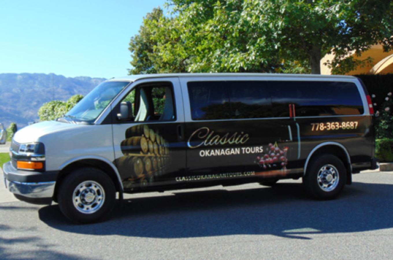 Classic Okanagan Tours