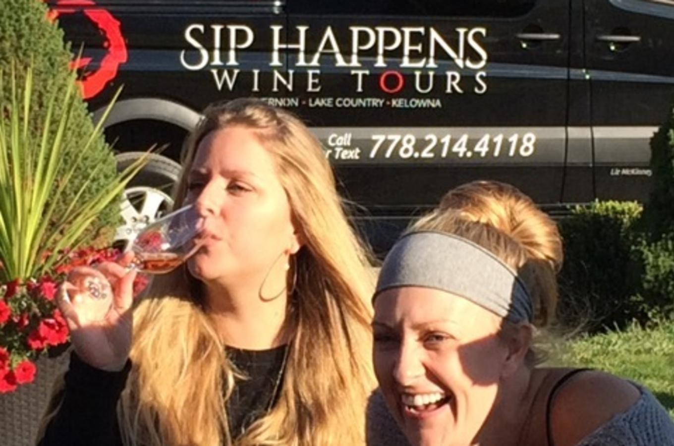 Sip Happens Wine Tours: Great Wine & Good Times!