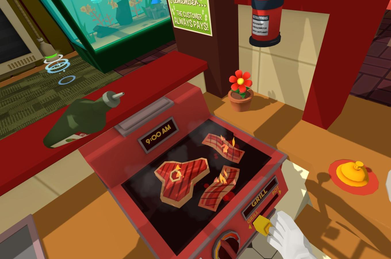 Job Simulator Kelowna VR 2