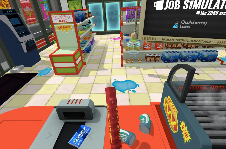 Job Simulator Kelowna VR 3