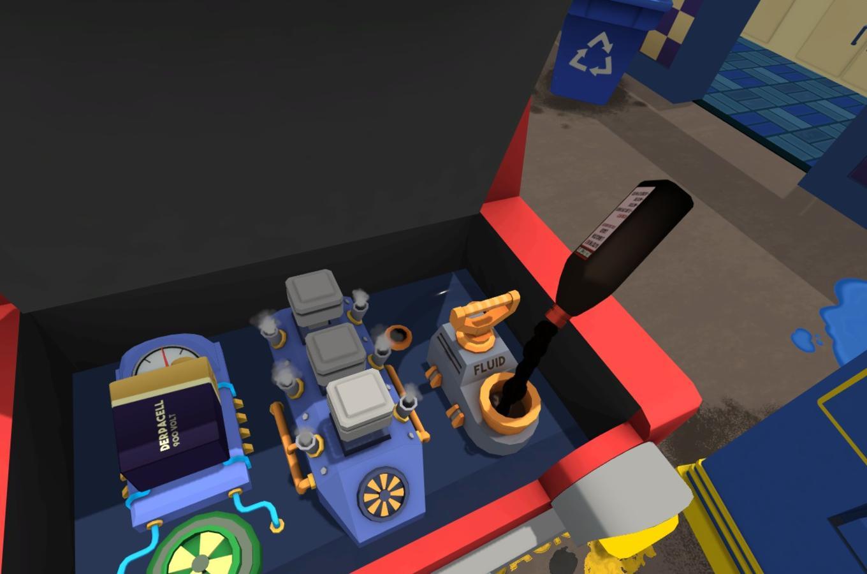 Job Simulator Kelowna VR 4