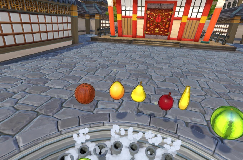Fruit Ninja Kelowna VR 3