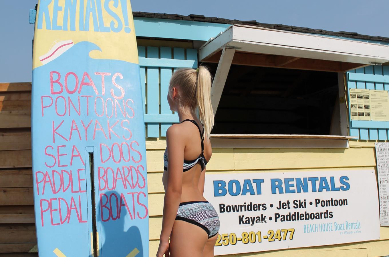 Beach House Boat Rentals