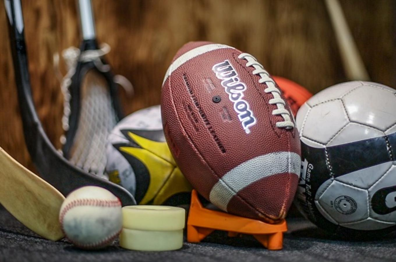 13 Different Sports