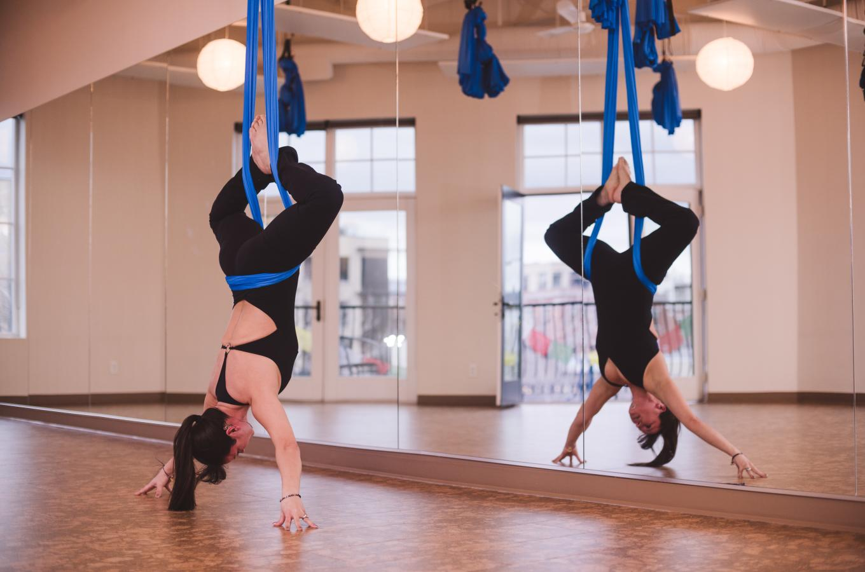 Aerobic Yoga