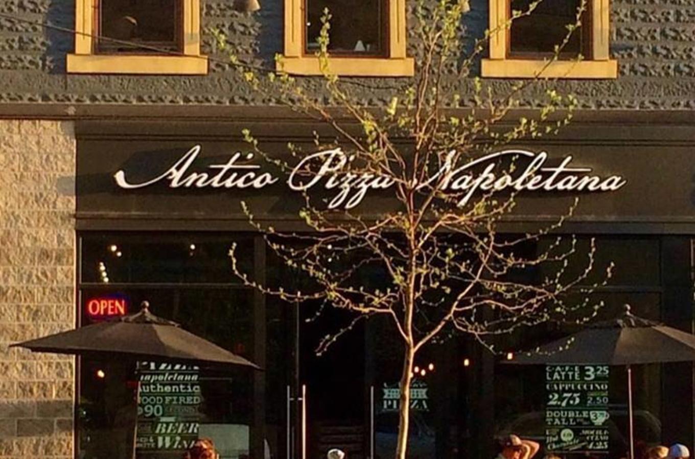 Antico Pizza Image 4