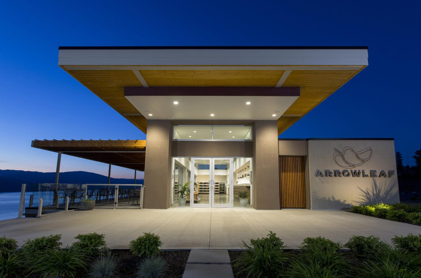 Arrowleaf New Winery
