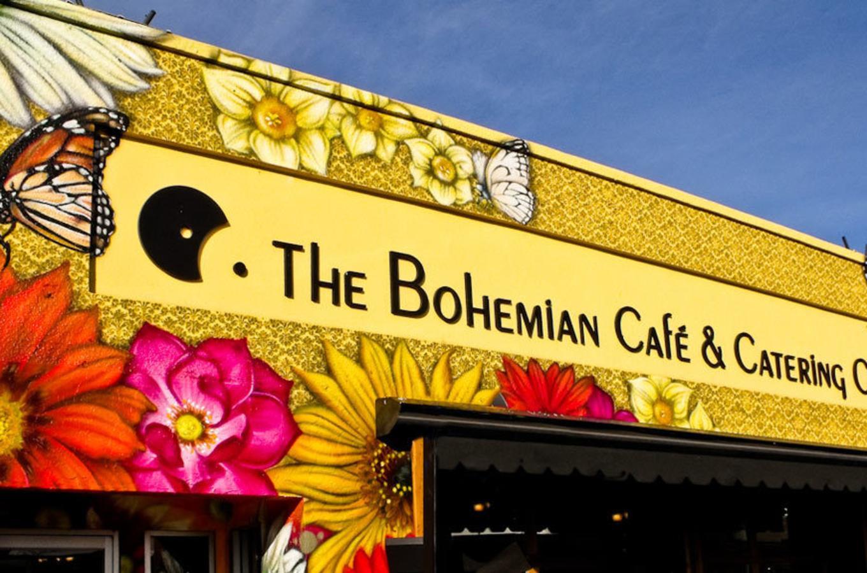 Bohemian Cafe Image