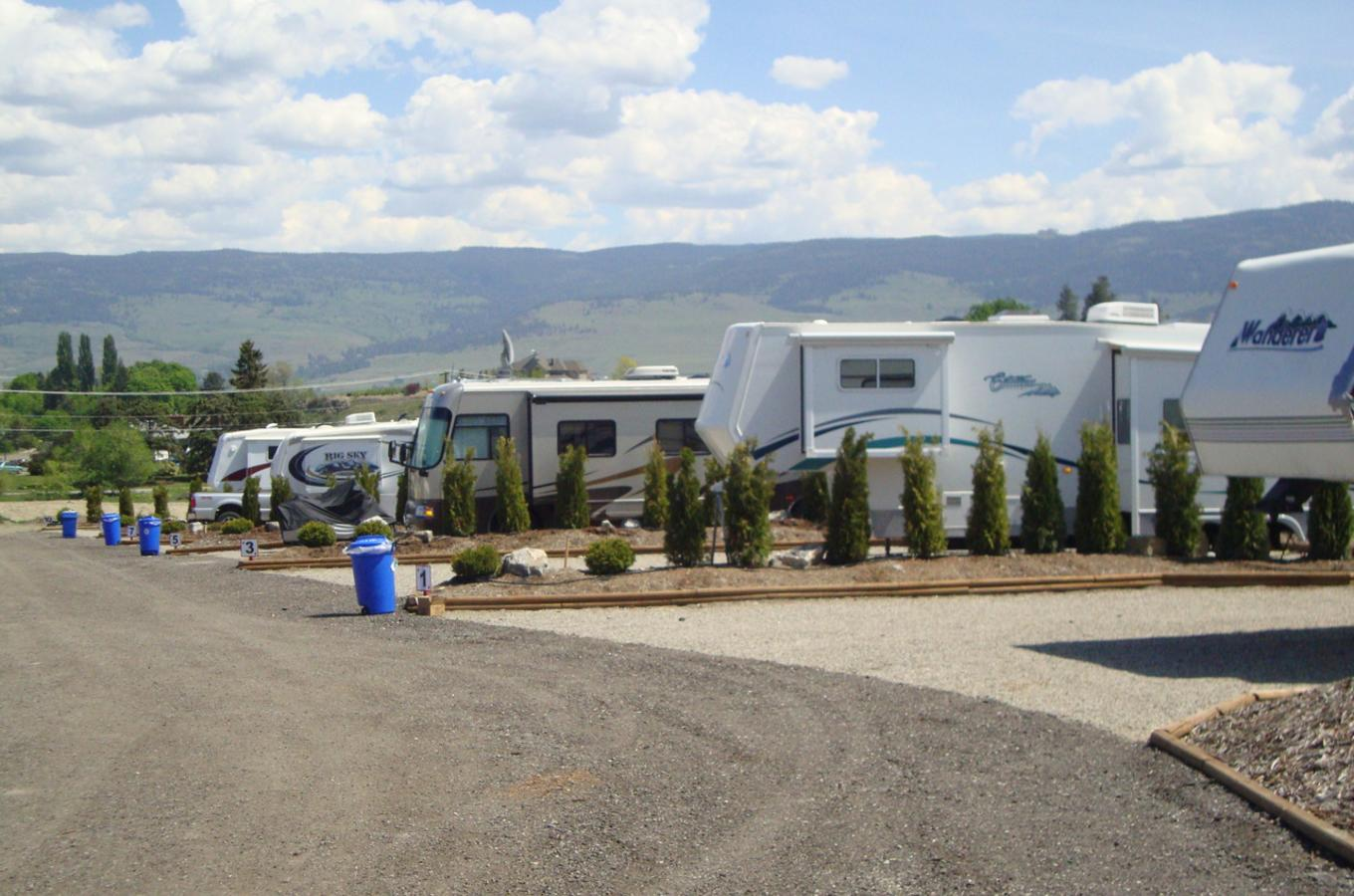 orchard vally rv park