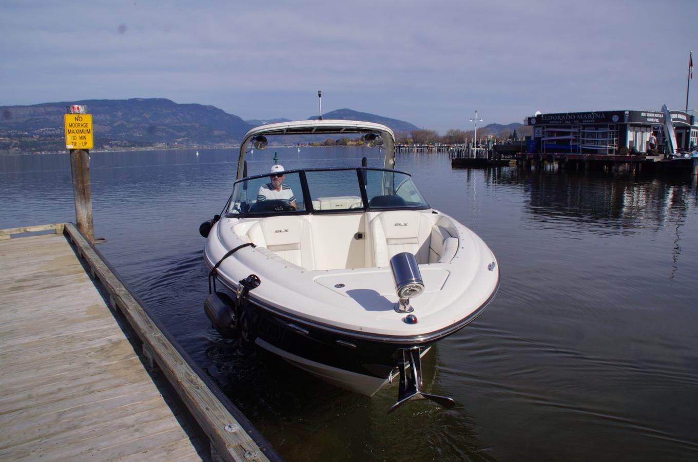 Kelowna Water Taxi Cruises Image