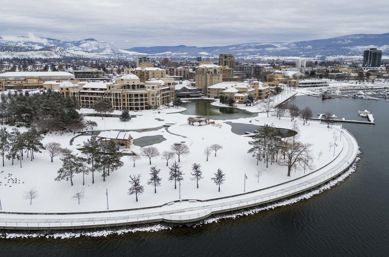 Aerial Winter image