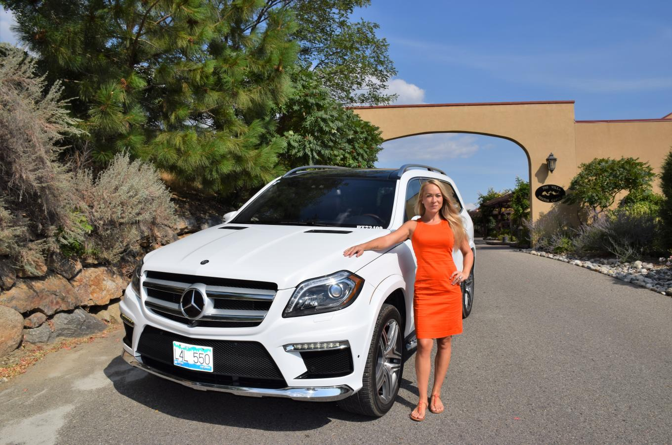 Lust 4 Luxury Tours | Custom Mercedes Benz GL550 SUV