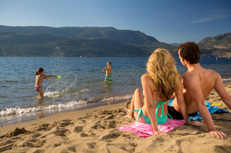 Hot Sands Beach