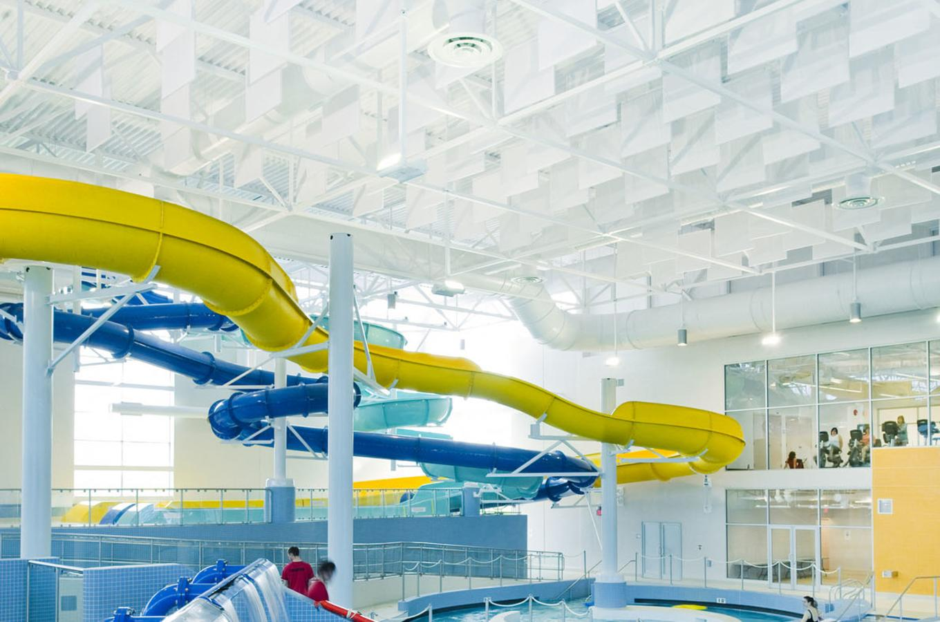 H20 Adventure + Fitness Centre Waterslides