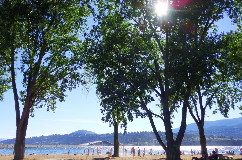 Hot Sands Beach 2