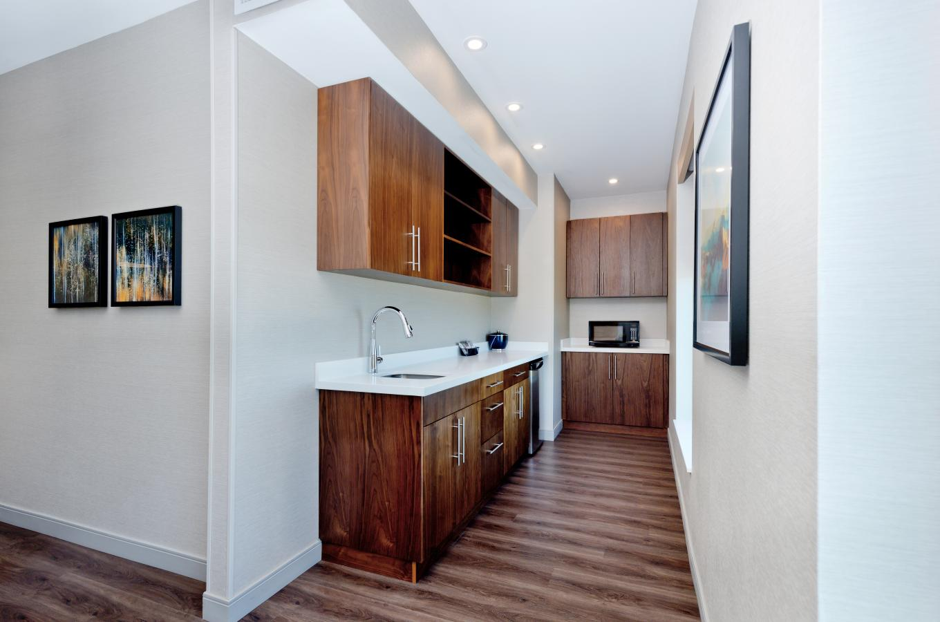 One Bedroom Kitchen Suite | King Bed (Plus Sofa Bed)