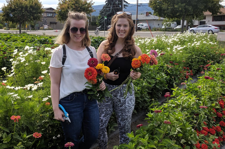 Picking Flowers 2