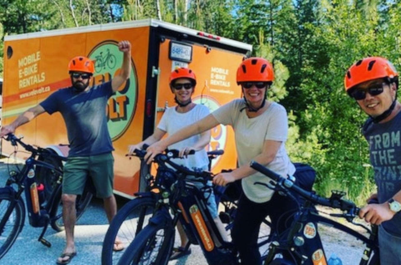 Velo Volt Mobile E-Bike Rentals