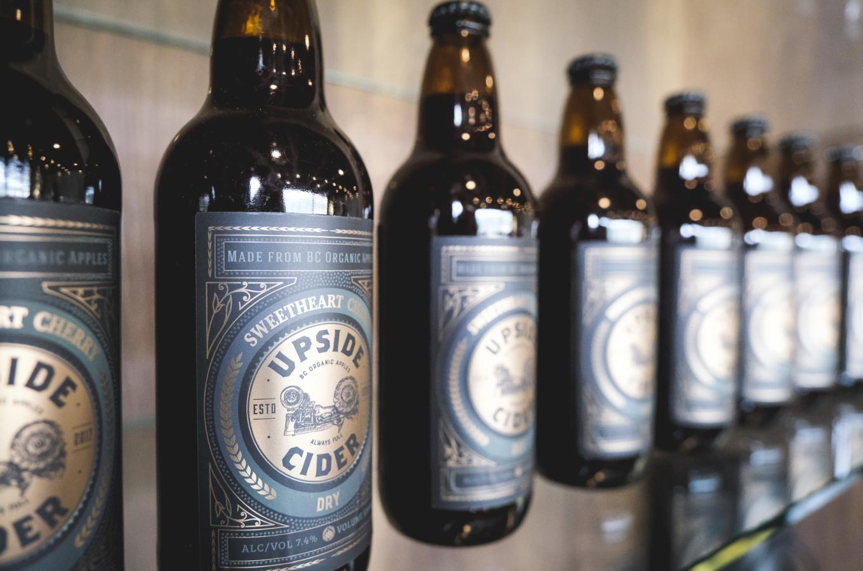 Upside Cider