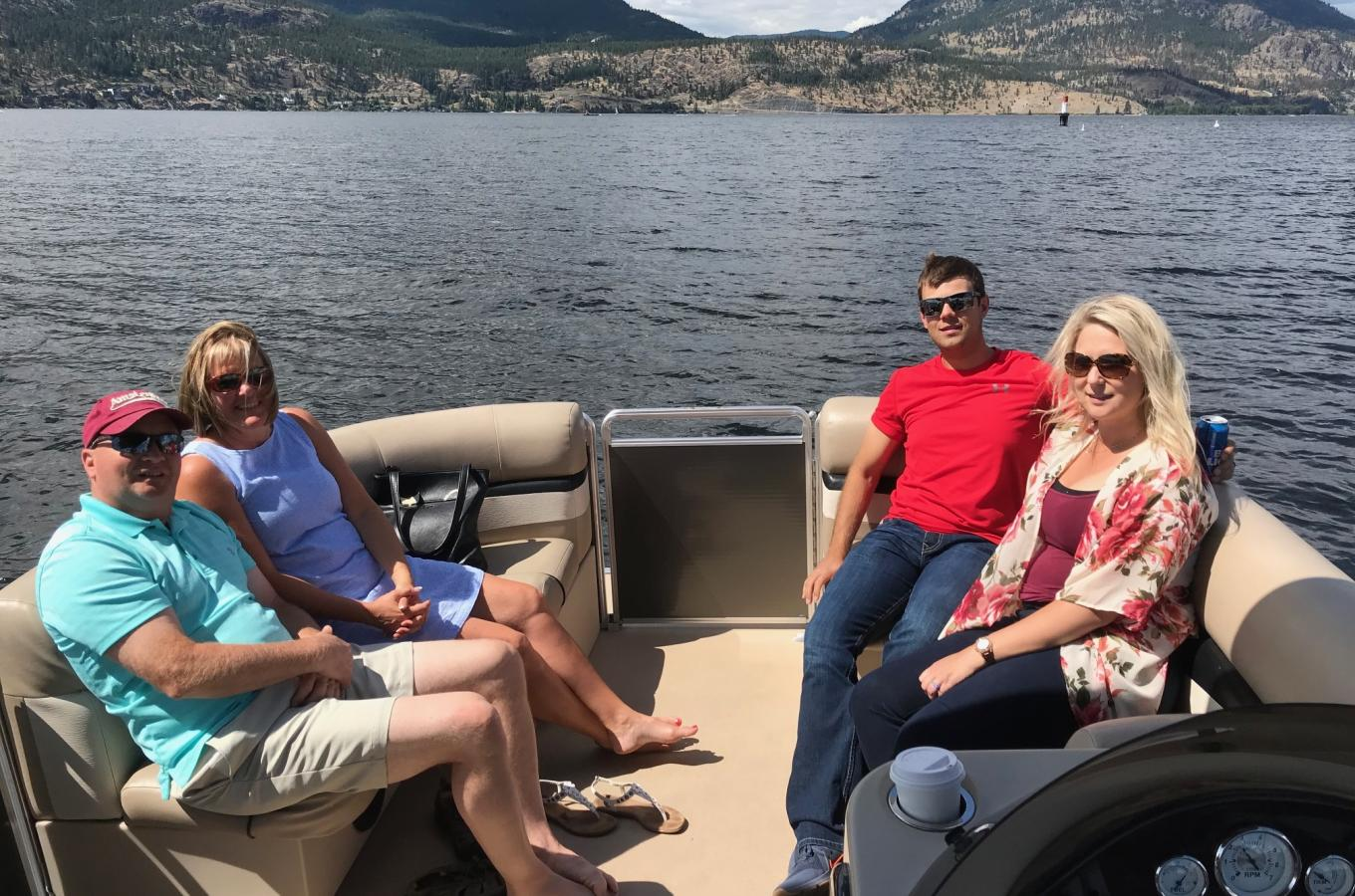 Boat Cruise and Wine Tour