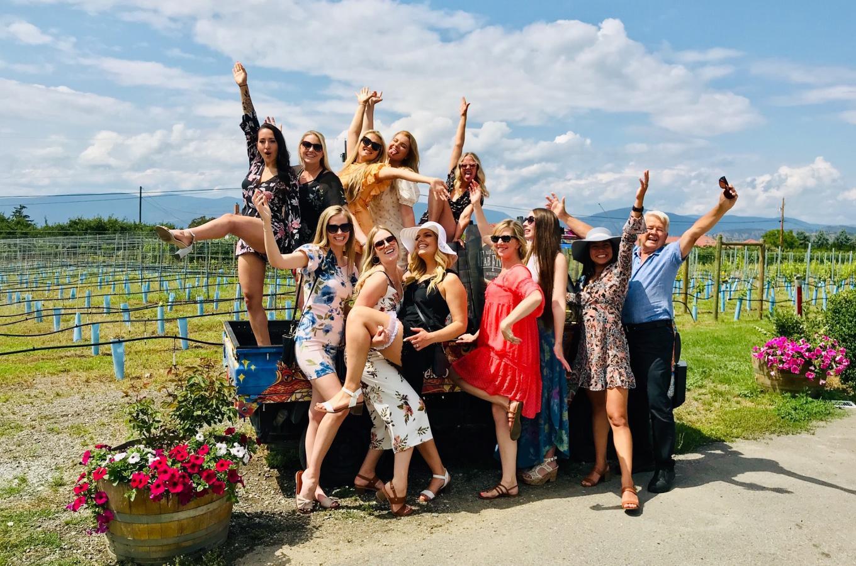 We love wine tours