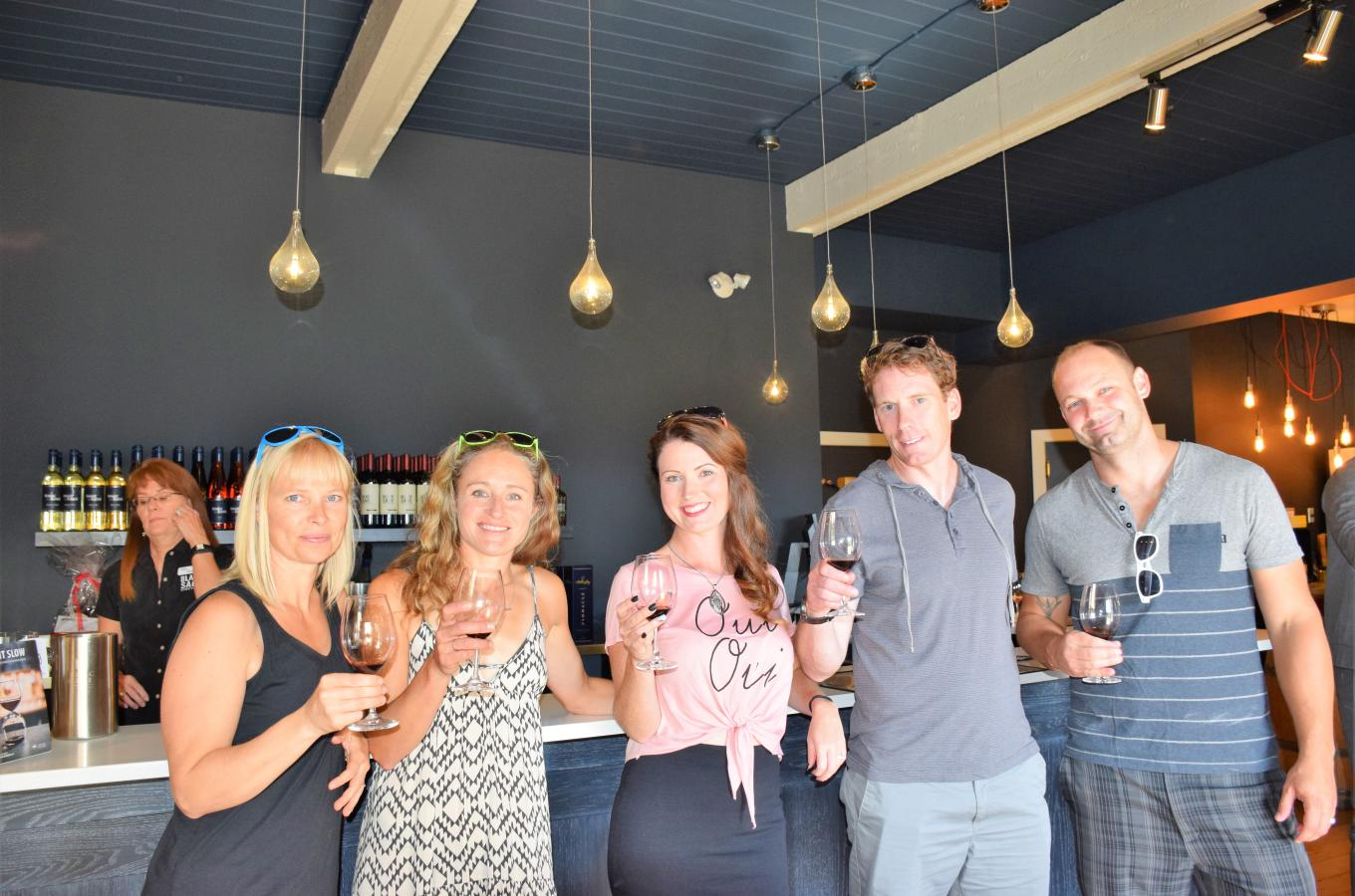Sumac Ridge Estate Winery | Summerland's Bottleneck Drive Wine Trail