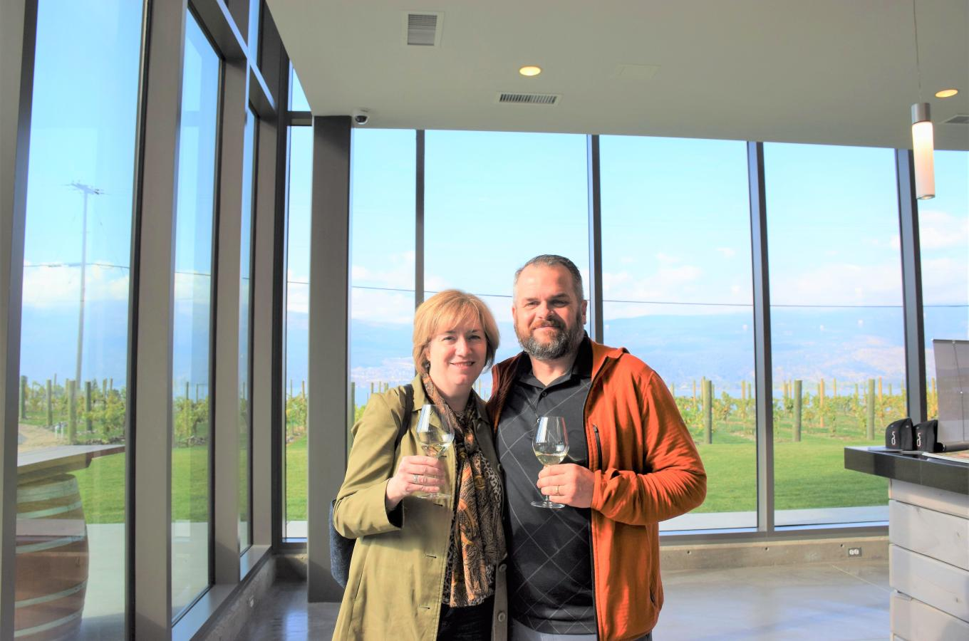 50th Parallel Estate Winery | Lake Country's Scenic Sip Wine Route