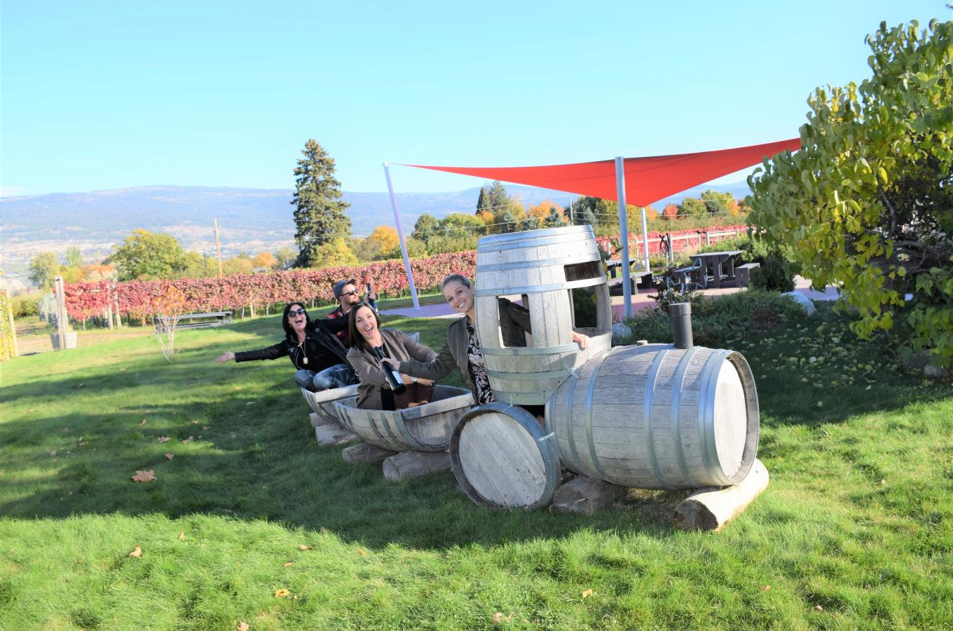 8th Generation Vineyards | Summerland's Bottleneck Drive Wine Route