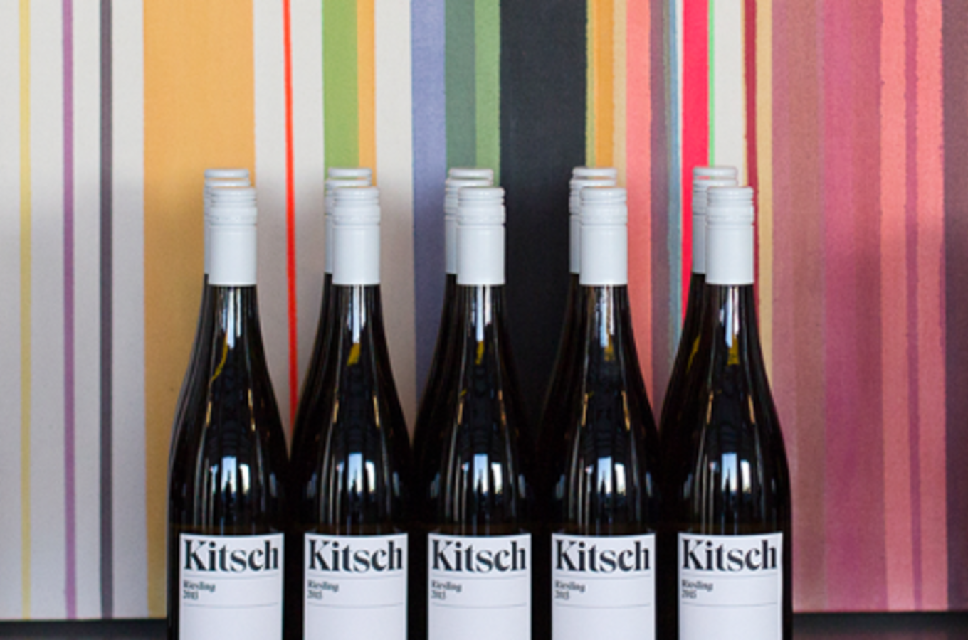 Kitsch Wine Bottles