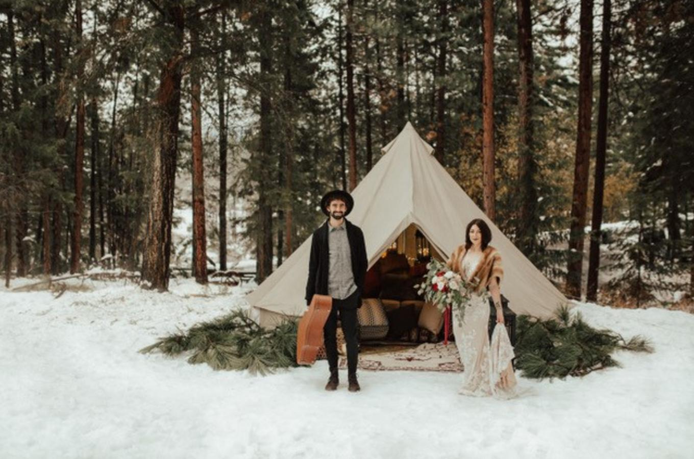 Luxe Camp Winter