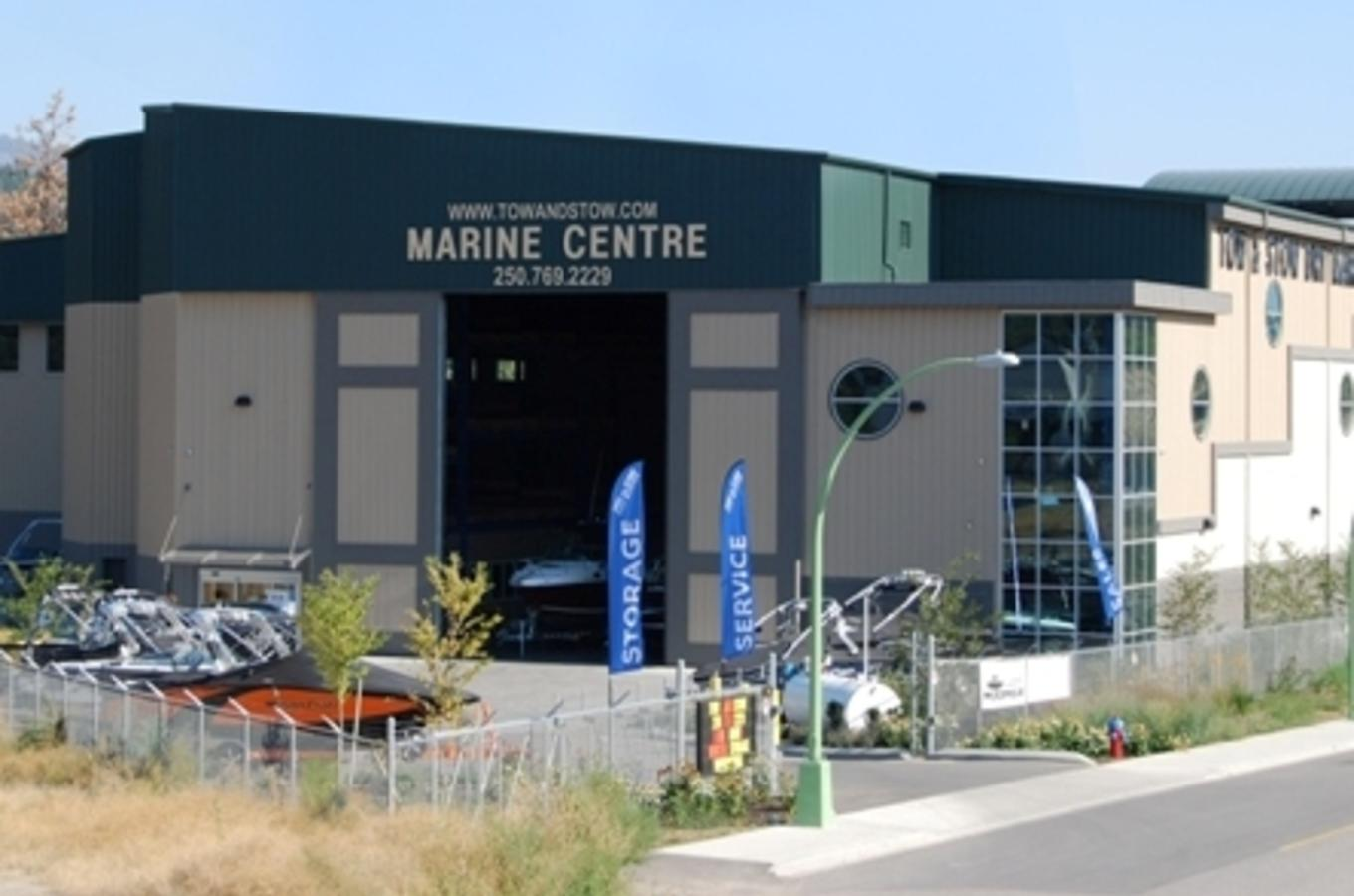 Tow and Stow Dry Marina