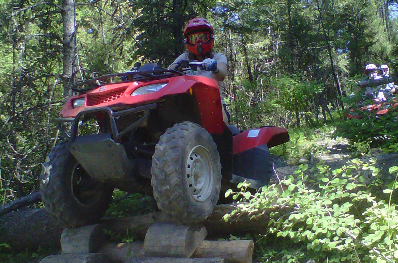 ATV and Wine Tour
