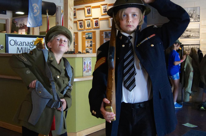 Okanagan Military Museum 1