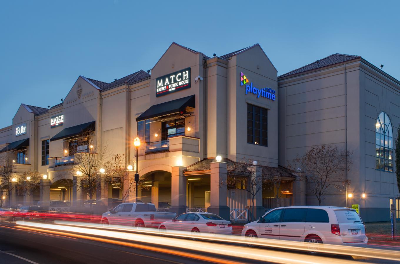 Exterior Playtime Casino