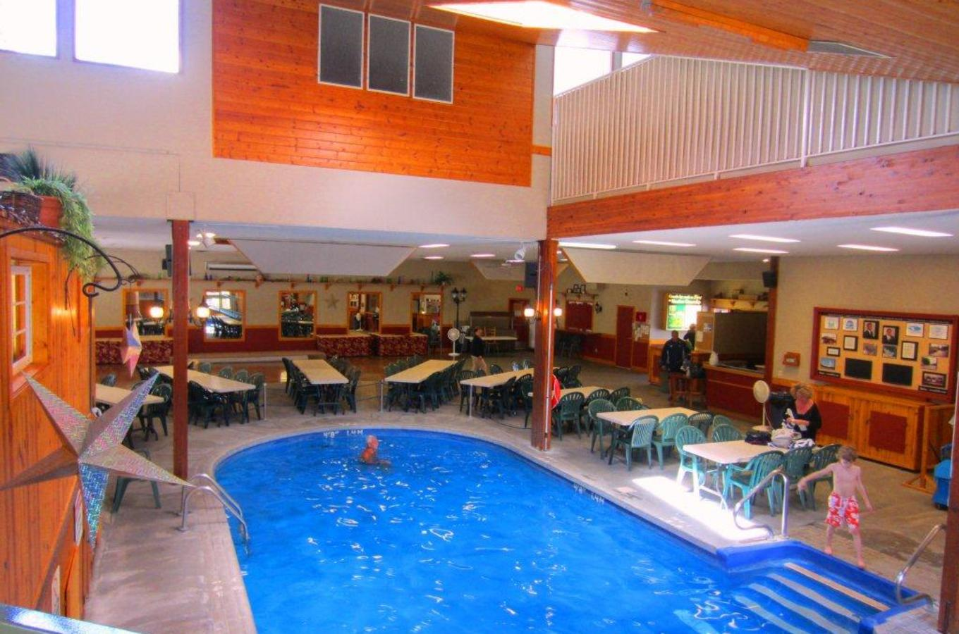Holiday Park Resort indoor pool