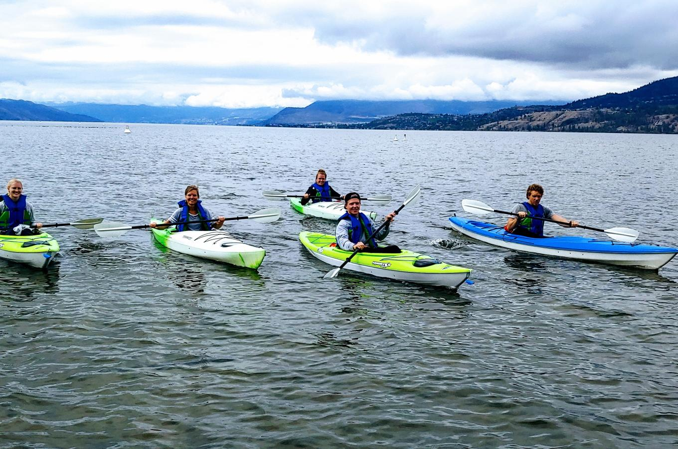 Rotary Kayakers 2