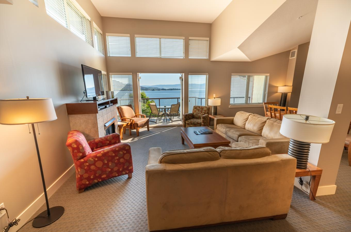 Cove Lakeside Resort Suite