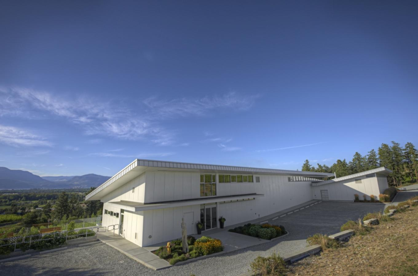Exterior of Tantalus LEED Facility