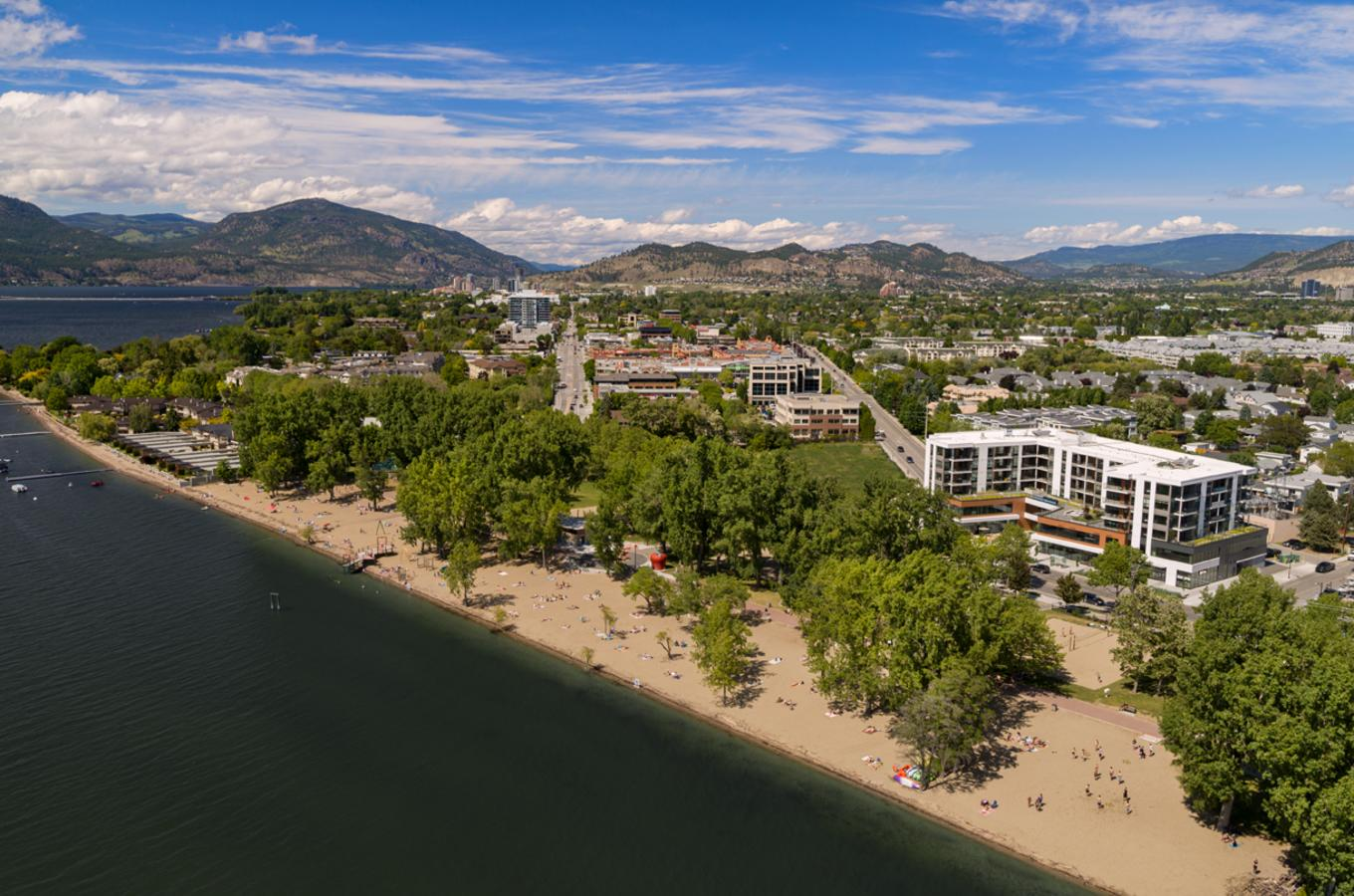 The Shore Kelowna - Gyro Beach