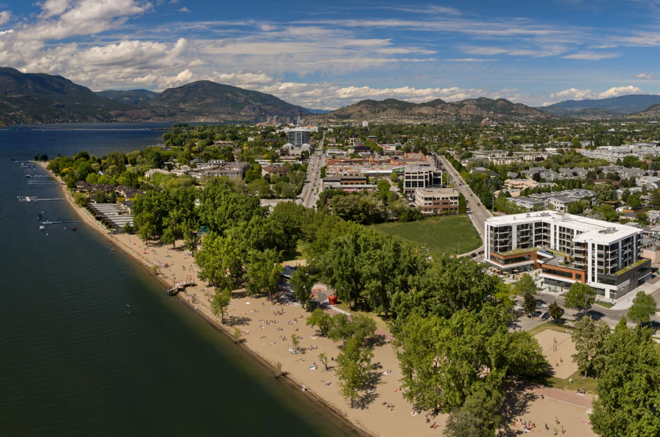The Shore Kelowna - Pandosy and Downtown