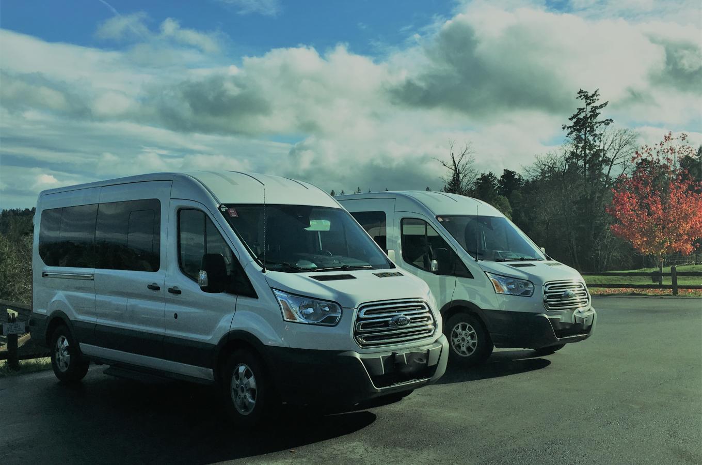 Tour Vans