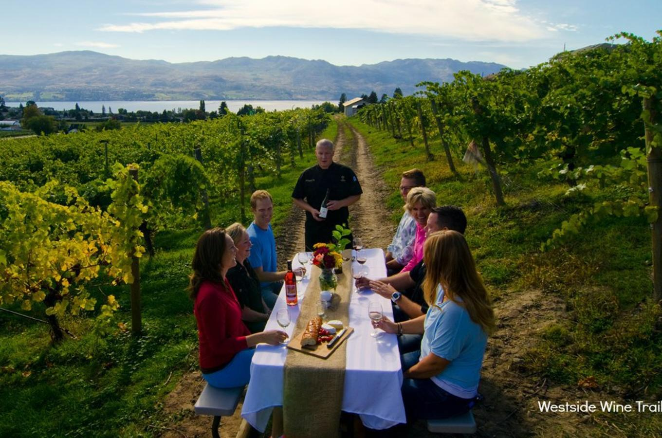 Westside Wine Trail - West Kelowna Wineries
