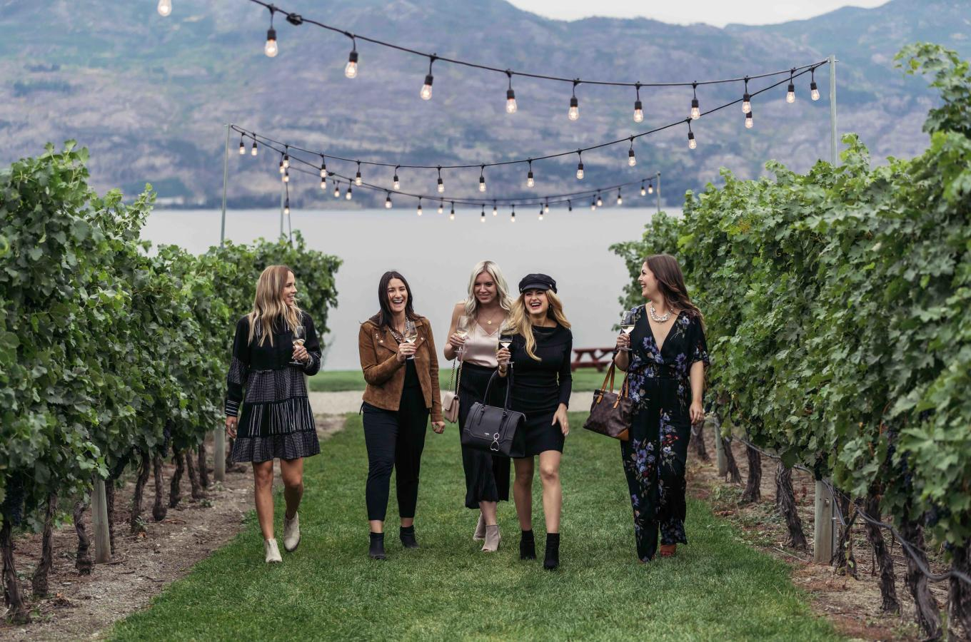 Wicked Wine Tours | Quails' Gate Estate Winery | West Kelowna, BC