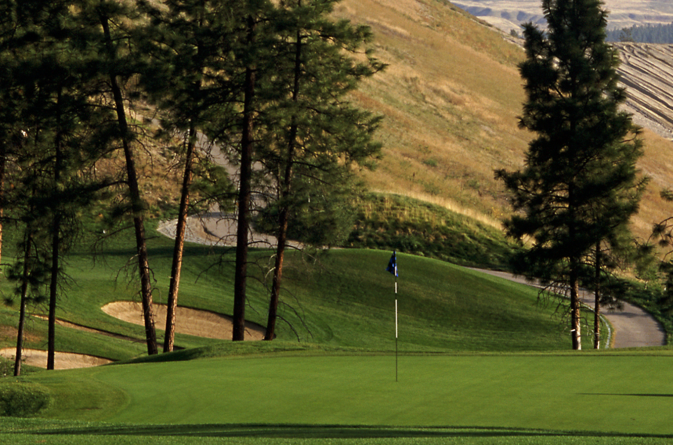 Okanagan Golf Club - The Bear Header 3